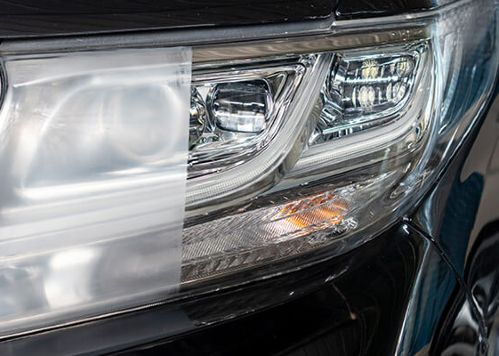 headlight restorations