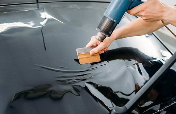 Window Tinting and Treatment